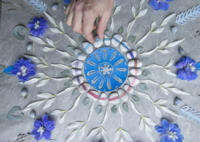 Mandala Mona Veld © www.paulinejoosten.nl