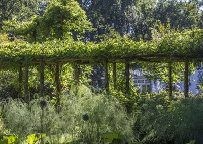 Tuin Huize Hermine © www.paulinejoosten.nl